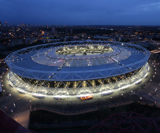 Olympic Stadium transformation