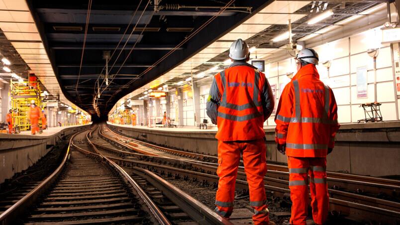 Rail Engineering Expertise Balfour Beatty Plc