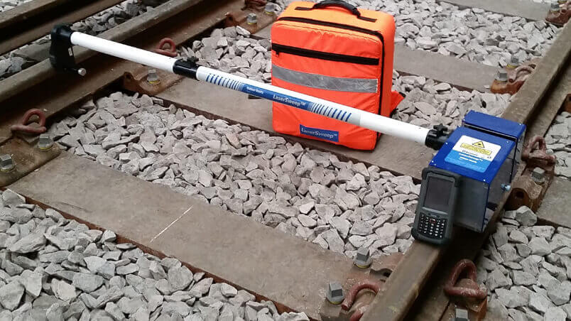 Track Measuring Device : Digital technology rail engineering expertise