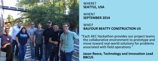 Balfour Beatty team in Seattle