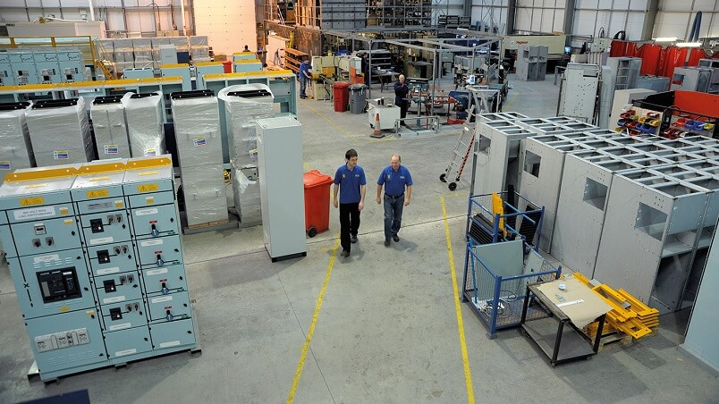 Switchgear manufacturing - Design and construction - Rail