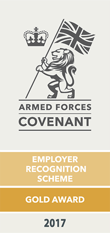Armed Forces Covenant Gold