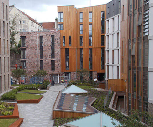 Holyrood Student Accommodation