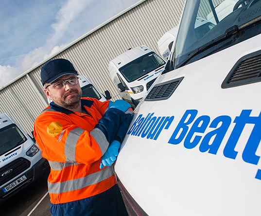 Careers Balfour Beatty Plc