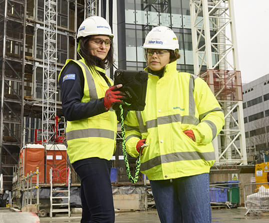 Inspiring Change: Attracting women into Construction